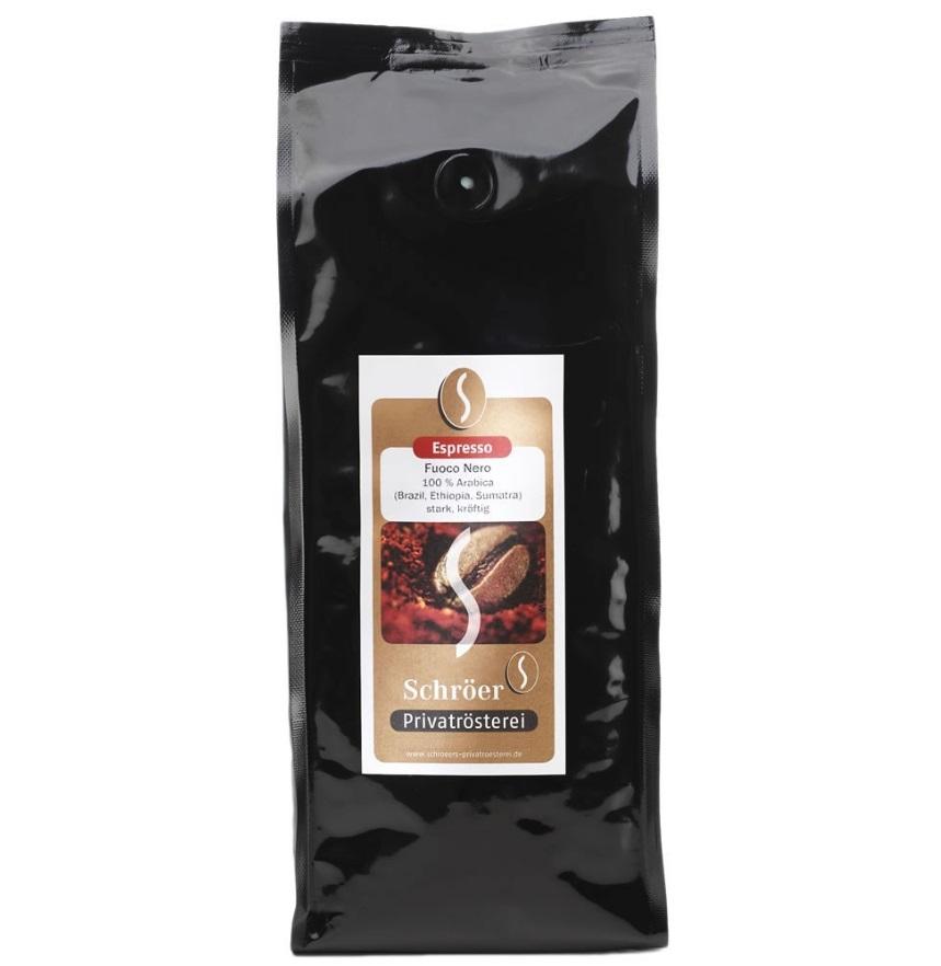 Fuoco Nero - Espresso