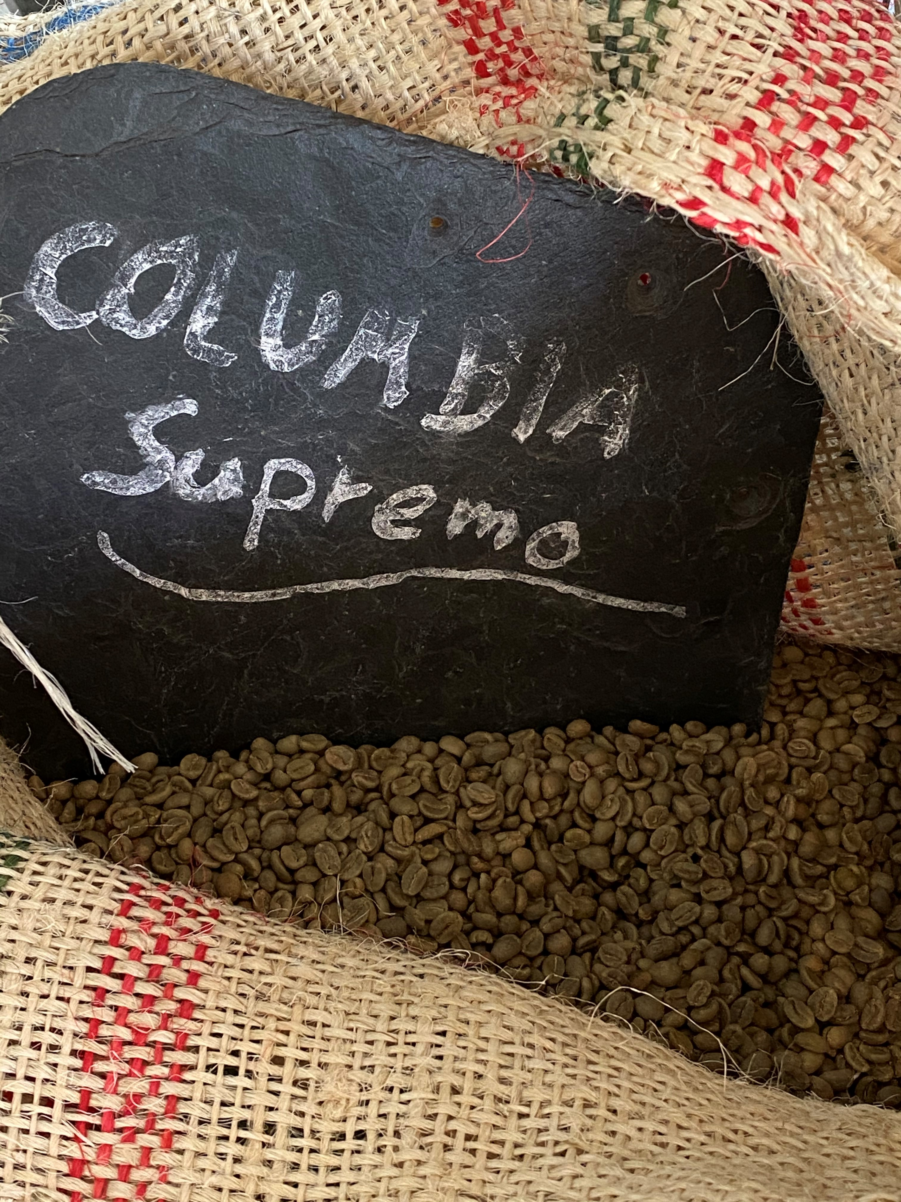 Columbia Supremo