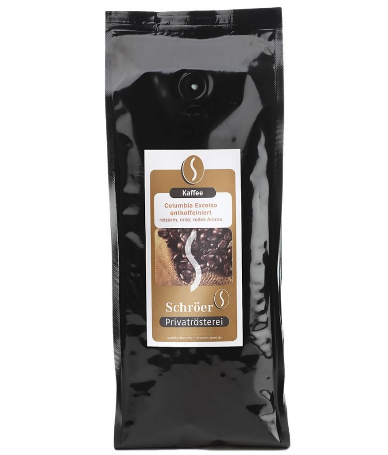 Columbia Excelso entkoffeiniert